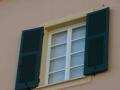 Bogliasco - Cornice semplice finestra
