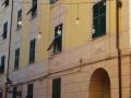 Bogliasco - Genova - Piazza XXVI aprile - Facciate dipinte
