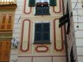 Bogliasco - Via Mazzini - Facciate dipinte