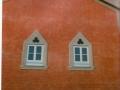 Genova Pegli - Torre Cambiaso - Facciate dipinte