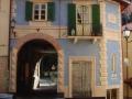 Torriglia - Casa della Bella - Facciata dipinta