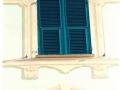 Uscio - Via V. Veneto - Facciate dipinte