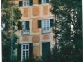 Bolzaneto - Villa Ghersi - Facciate dipinte